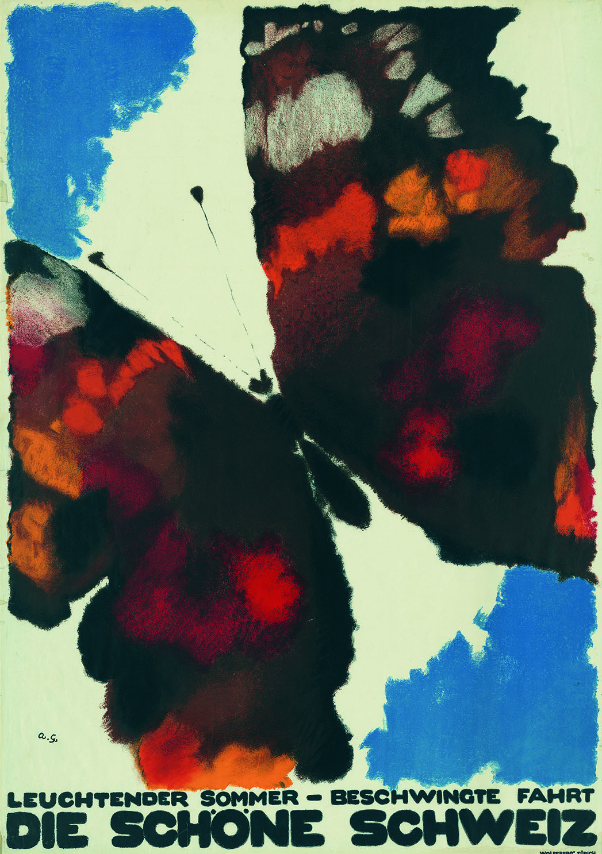 Plakat Giacometti